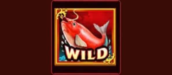 11.สัญลักษณ์ปลา Wild