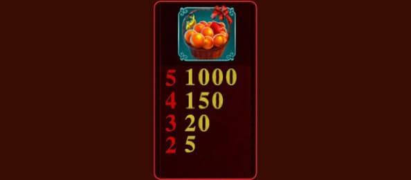 3.สัญลักษณ์กระเช้าส้ม