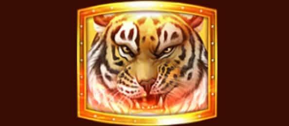 1.สัญลักษณ์ภาพหัวเสือ-Tiger's Glory-Pussy888