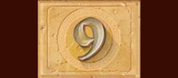 11.สัญลักษณ์ภาพตัวเลข 9-Tiger's Glory-Pussy888