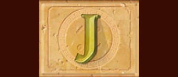 9.สัญลักษณ์ภาพตัวอัษร J-Tiger's Glory-Pussy888